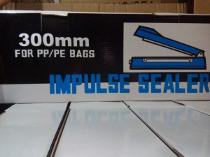 Jual Mesin Press Plastik 20cm, 30cm, 40cm (Mesin Las Plastik, Plastic Sealer)